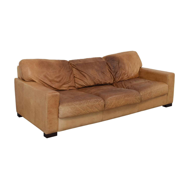 Softline Softline Three Seater Sofa second hand