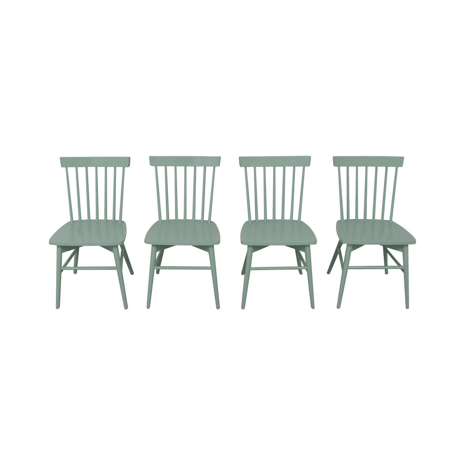 Target Target Set of Dining Chairs second hand