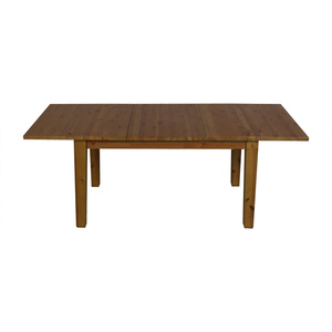 IKEA IKEA Extendable Dining Table dimensions