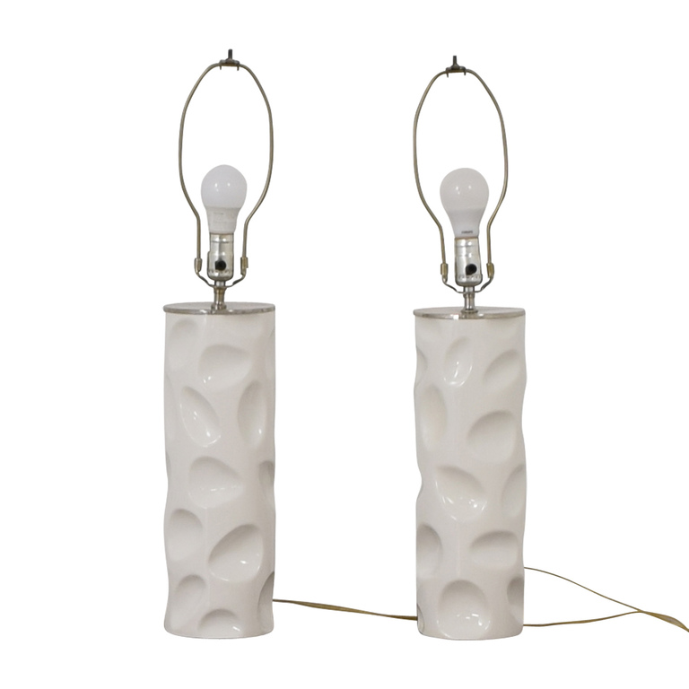 shop Textured Table Lamps
