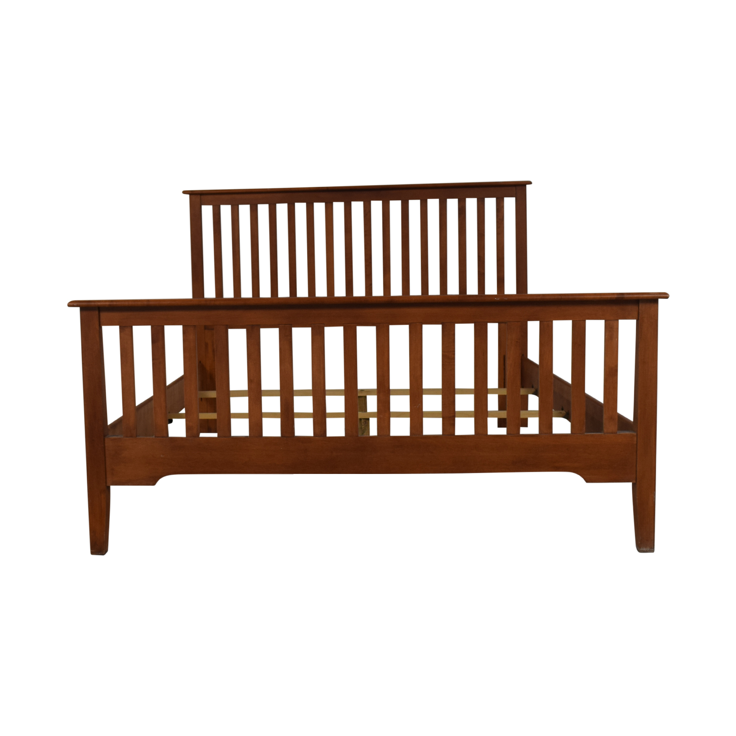 Nadeau Mission Style  Full XL to Queen Bed Frame / Beds