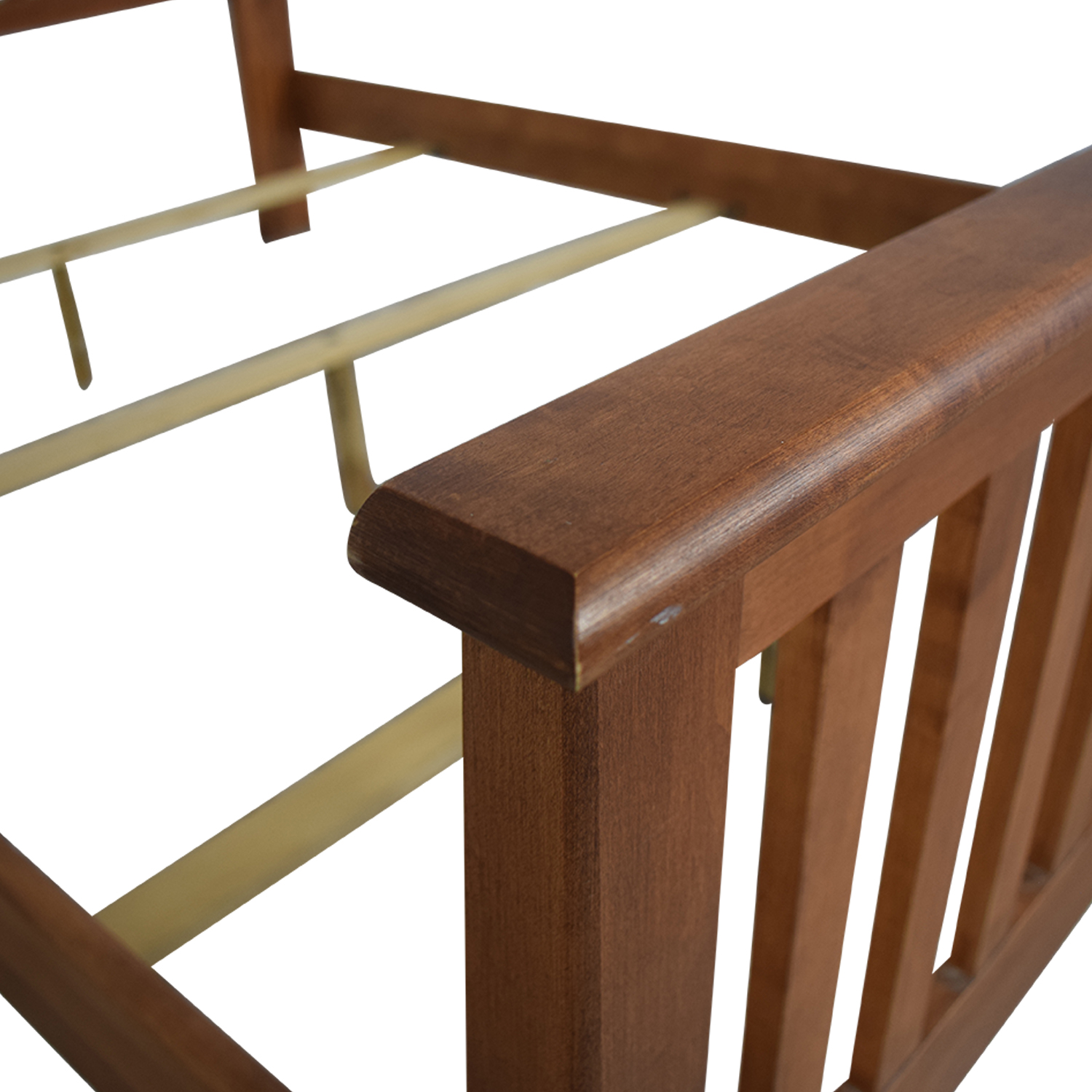 Nadeau Nadeau Mission Style  Full XL to Queen Bed Frame