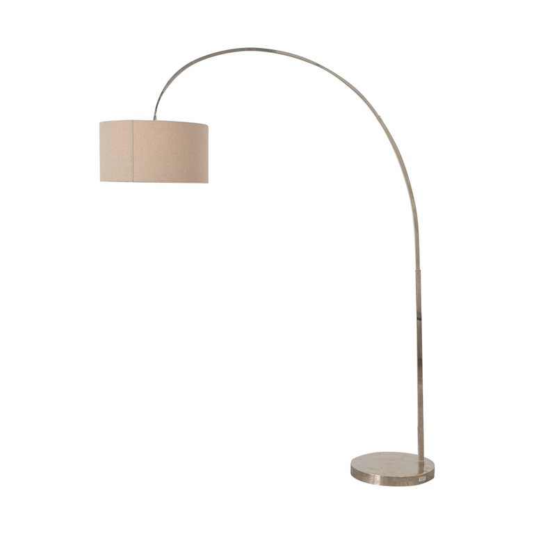 buy West Elm Overarching Floor Lamp West Elm