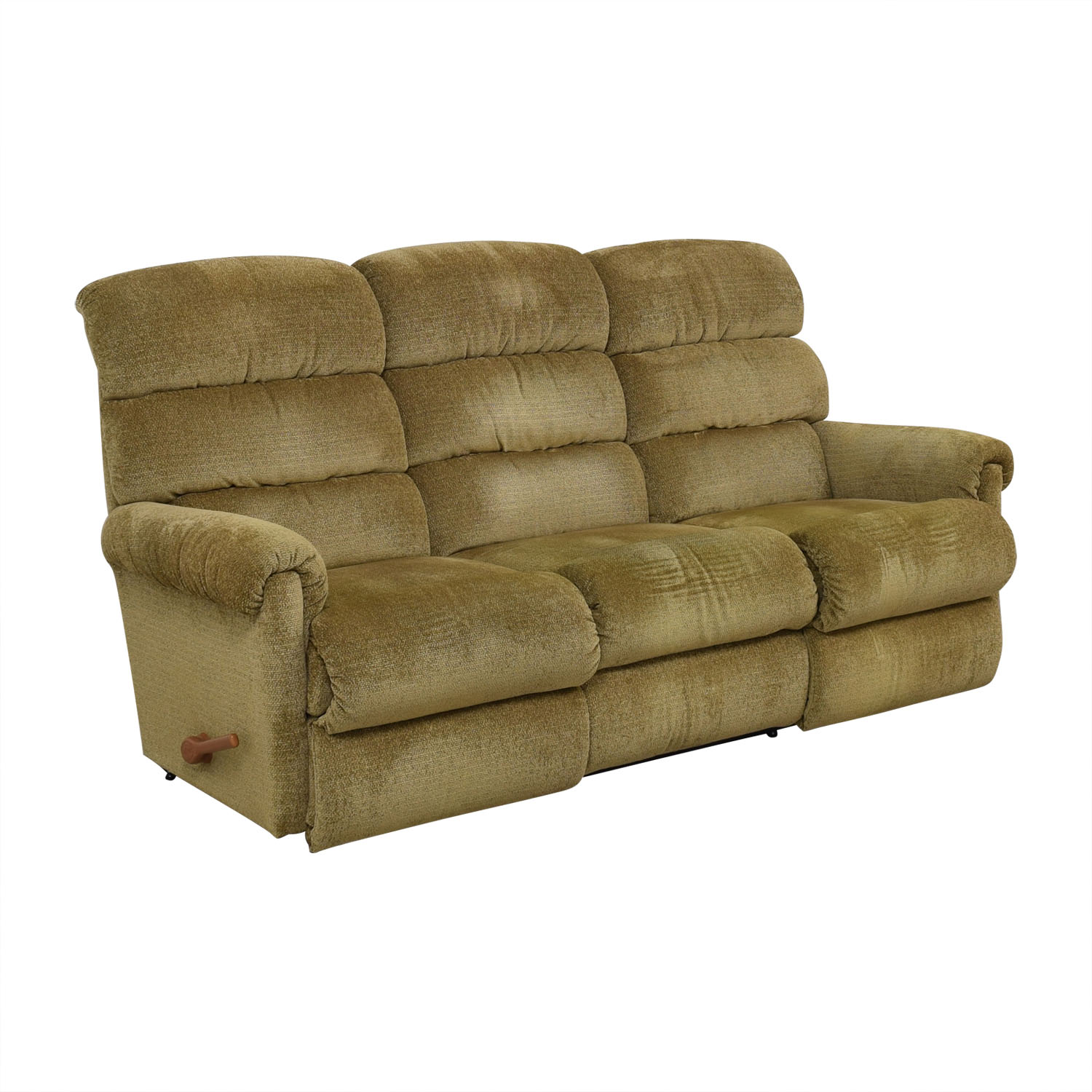 shop La-Z-Boy La-Z-Boy Tan Reclining Three-Cushion Sofa online