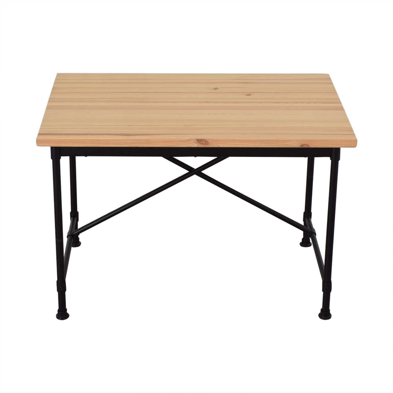 buy IKEA IKEA Kullaberg Pine Desk online