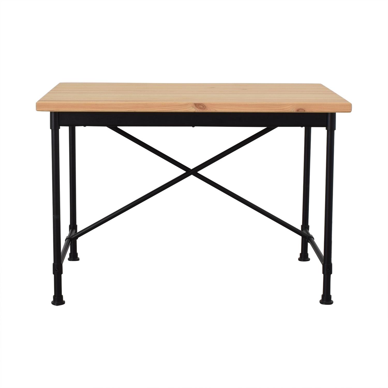 IKEA IKEA Kullaberg Pine Desk dimensions