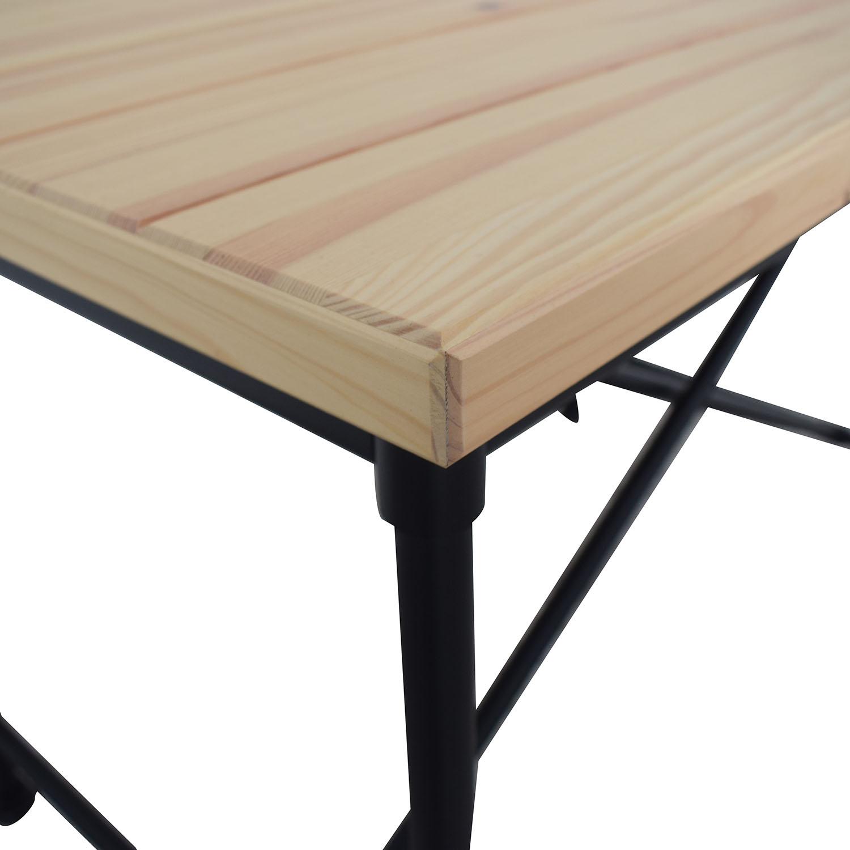 IKEA IKEA Kullaberg Pine Desk for sale