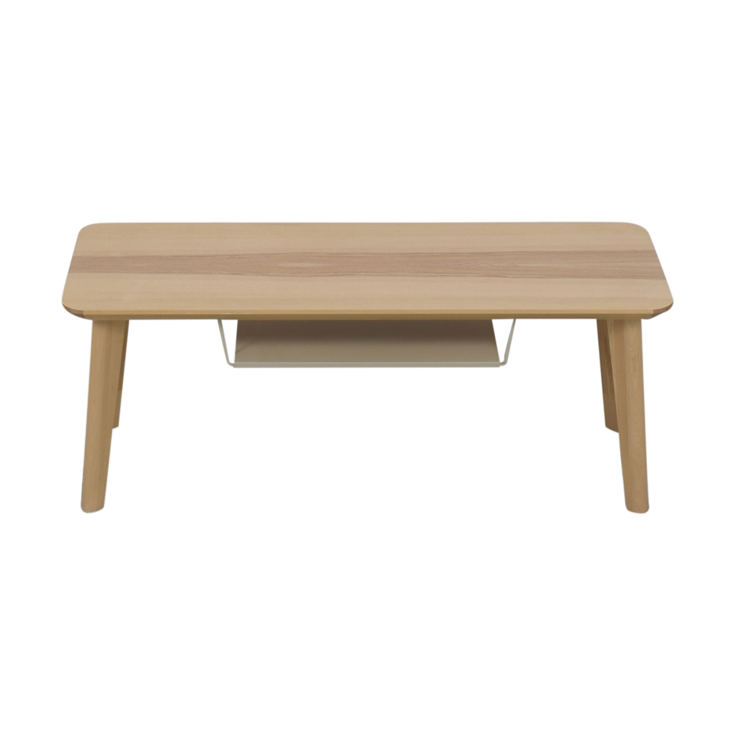 IKEA IKEA Lisabo Blonde Coffee Table discount