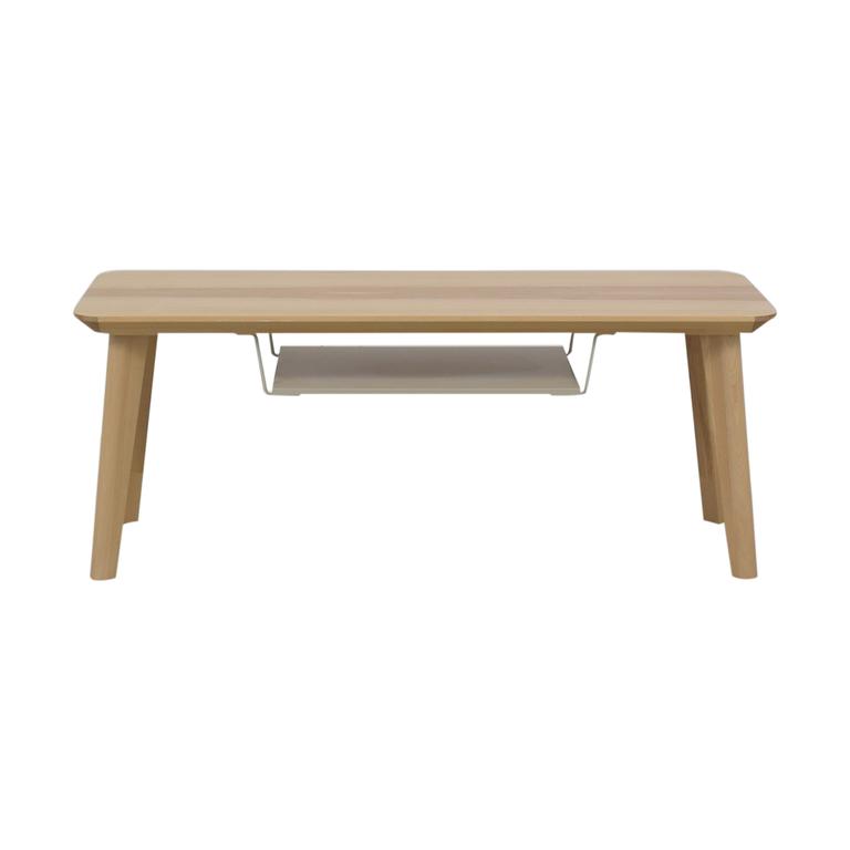 IKEA IKEA Lisabo Blonde Coffee Table used
