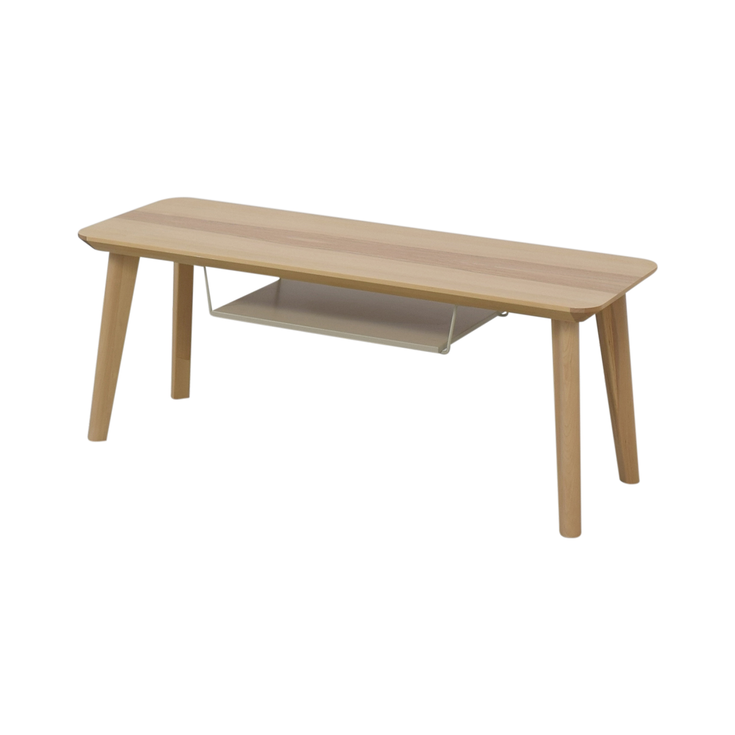 IKEA IKEA Lisabo Blonde Coffee Table coupon