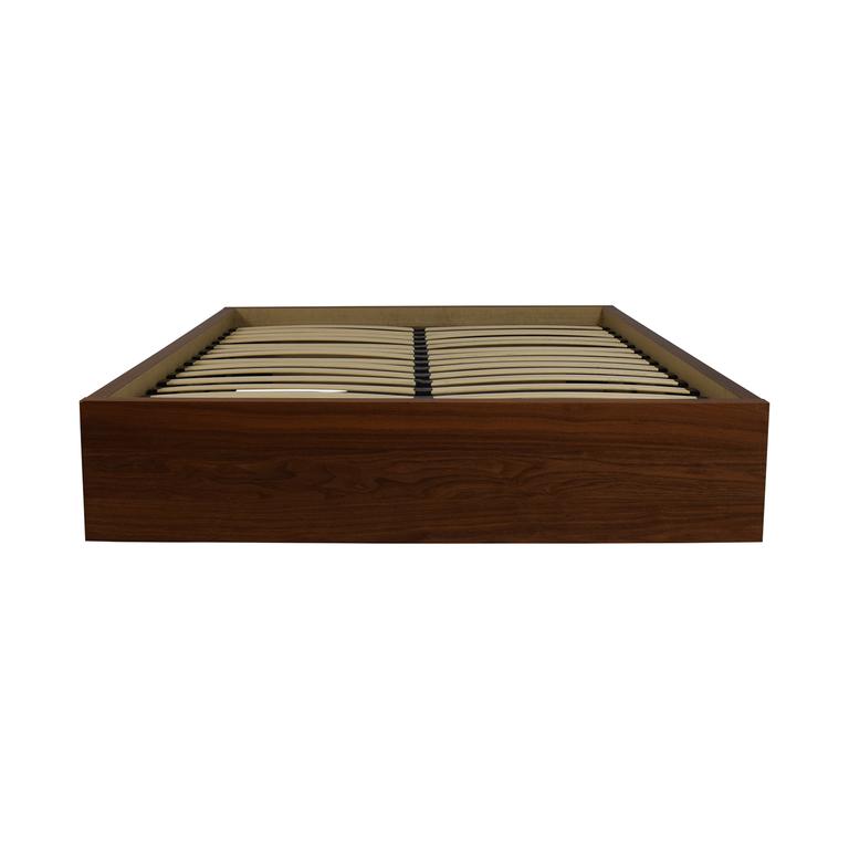 BoConcept BoConcept Platform Queen Bed Frame with Storage dimensions