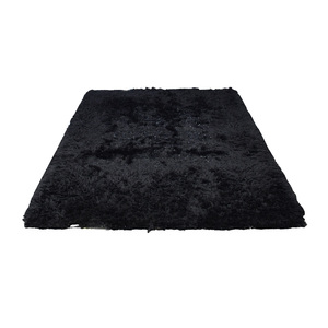 Posh Dark Rug nyc