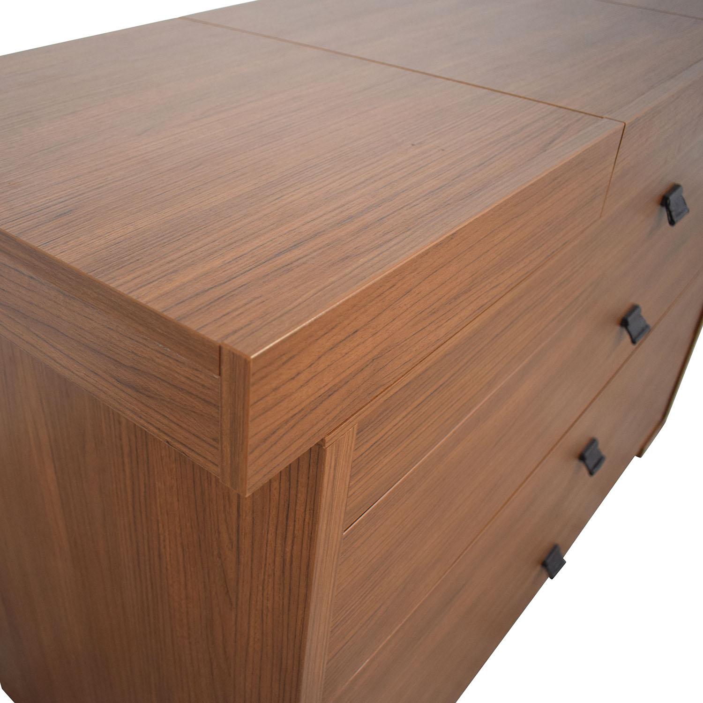 buy BoConcept Modern Dresser And Vanity Desk BoConcept Storage