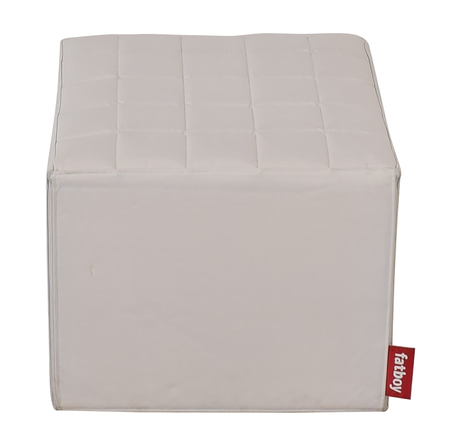 shop Fatboy First Block Avenue Pouf Fatboy Ottomans