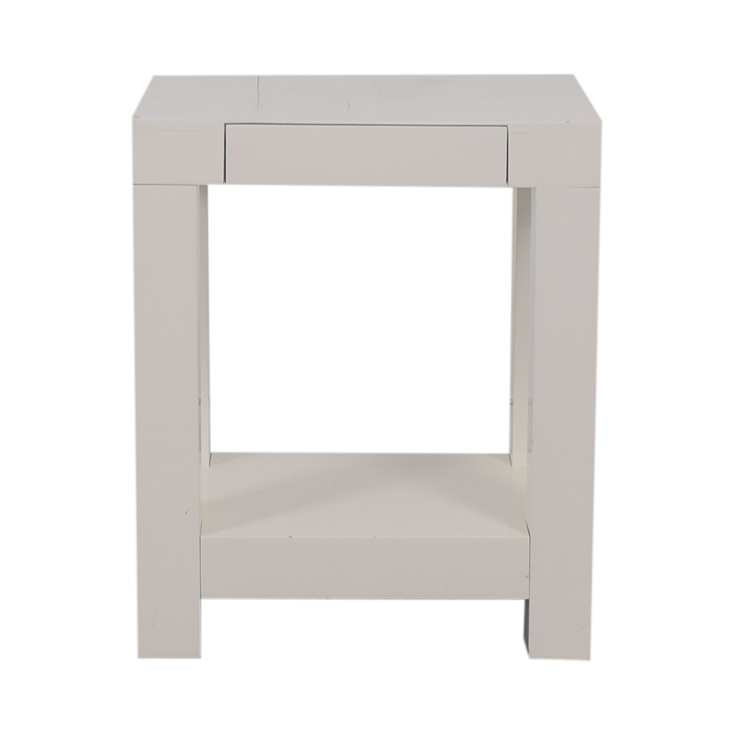 West Elm West Elm Parsons End Table nyc