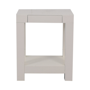 West Elm West Elm Parsons End Table used