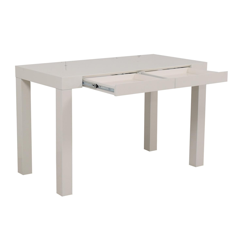 West Elm Parsons Desk / Tables