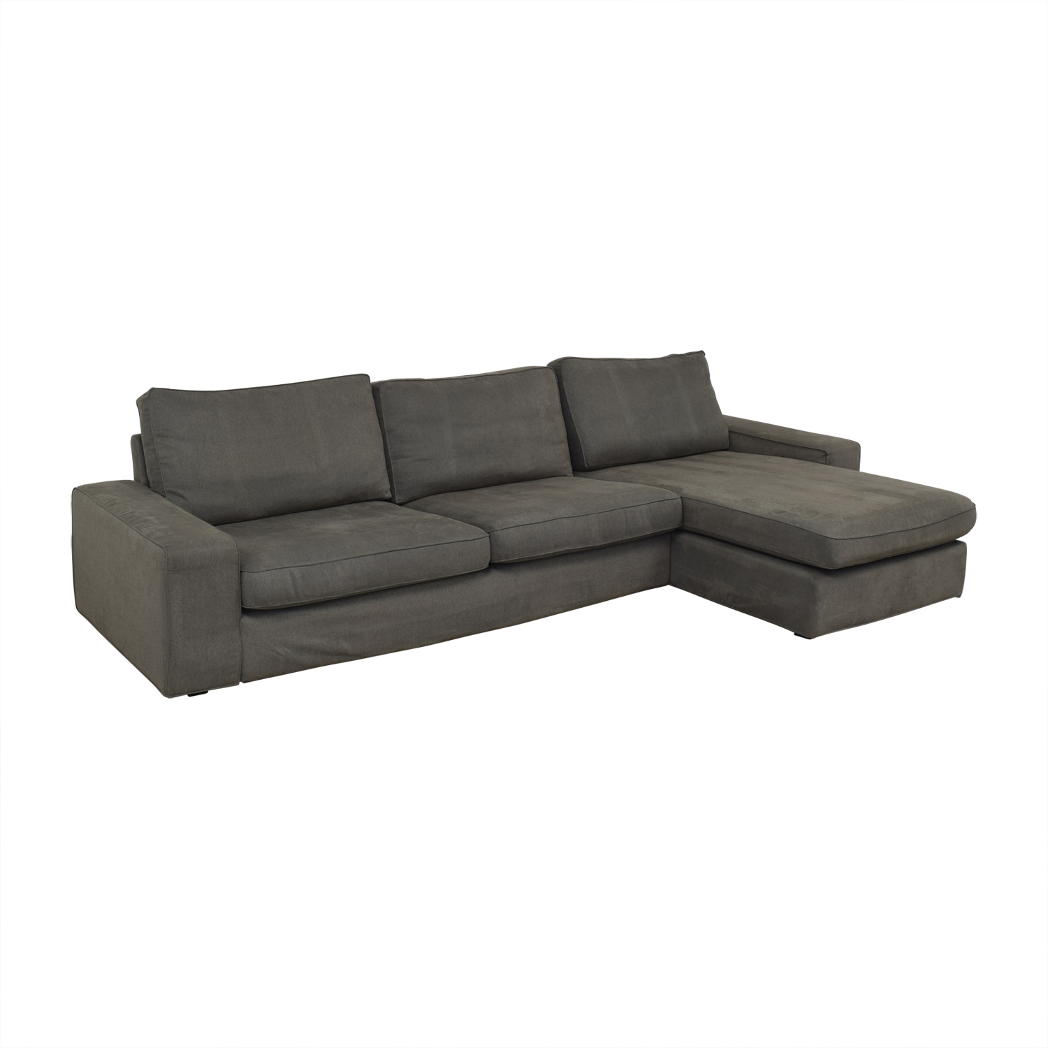 Wondrous 26 Off Ikea Ikea Kivik Sectional Sofa Sofas Pabps2019 Chair Design Images Pabps2019Com