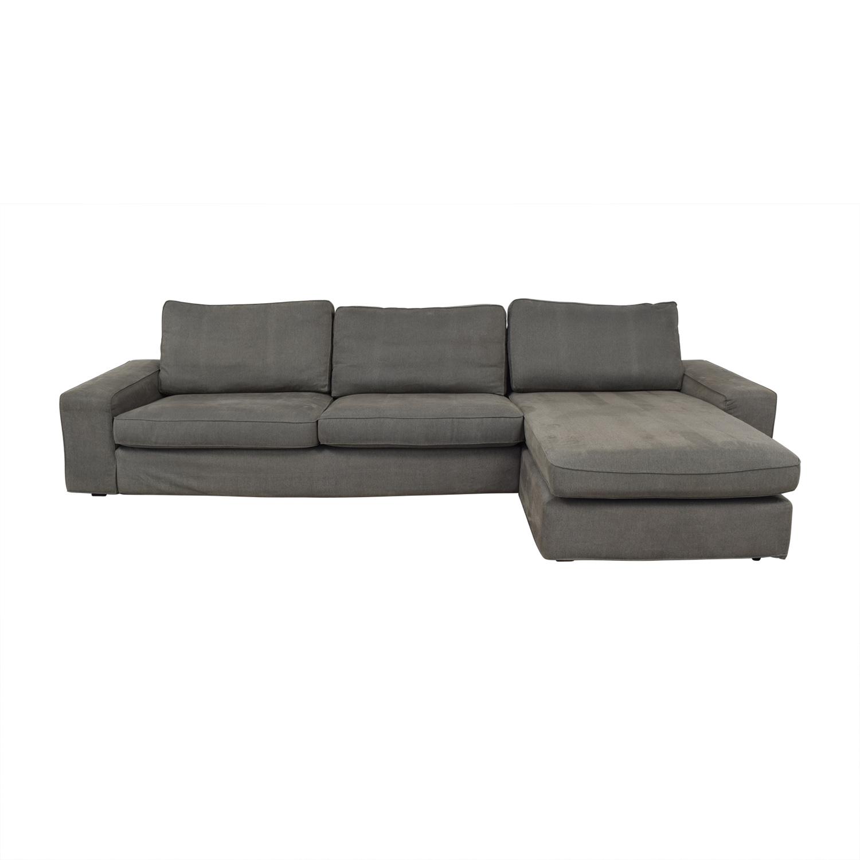 IKEA Kivik Sectional Sofa sale