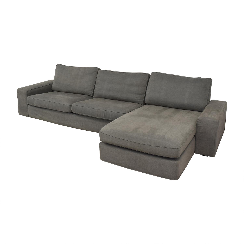 IKEA IKEA Kivik Sectional Sofa nj
