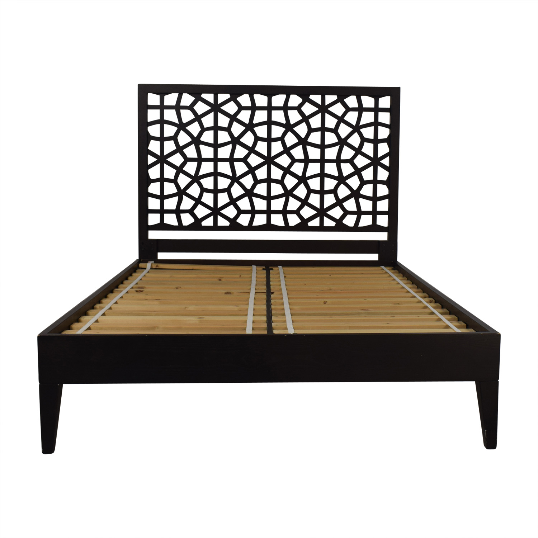 West Elm West Elm Morocco Full Bed Frame price