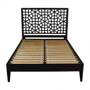 shop West Elm Morocco Full Bed Frame West Elm
