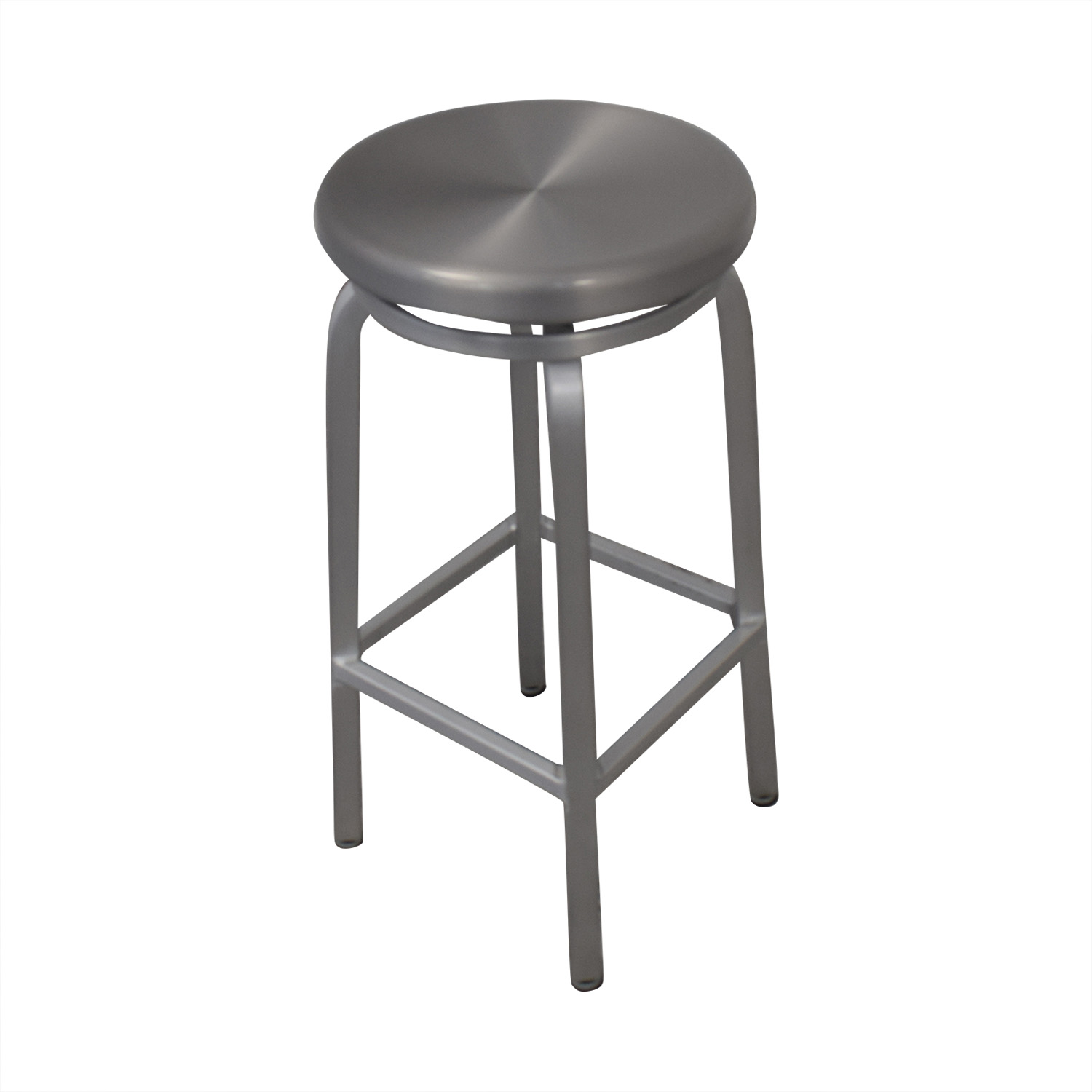 buy Crate & Barrel Stainless Steel Stools Crate & Barrel Stools