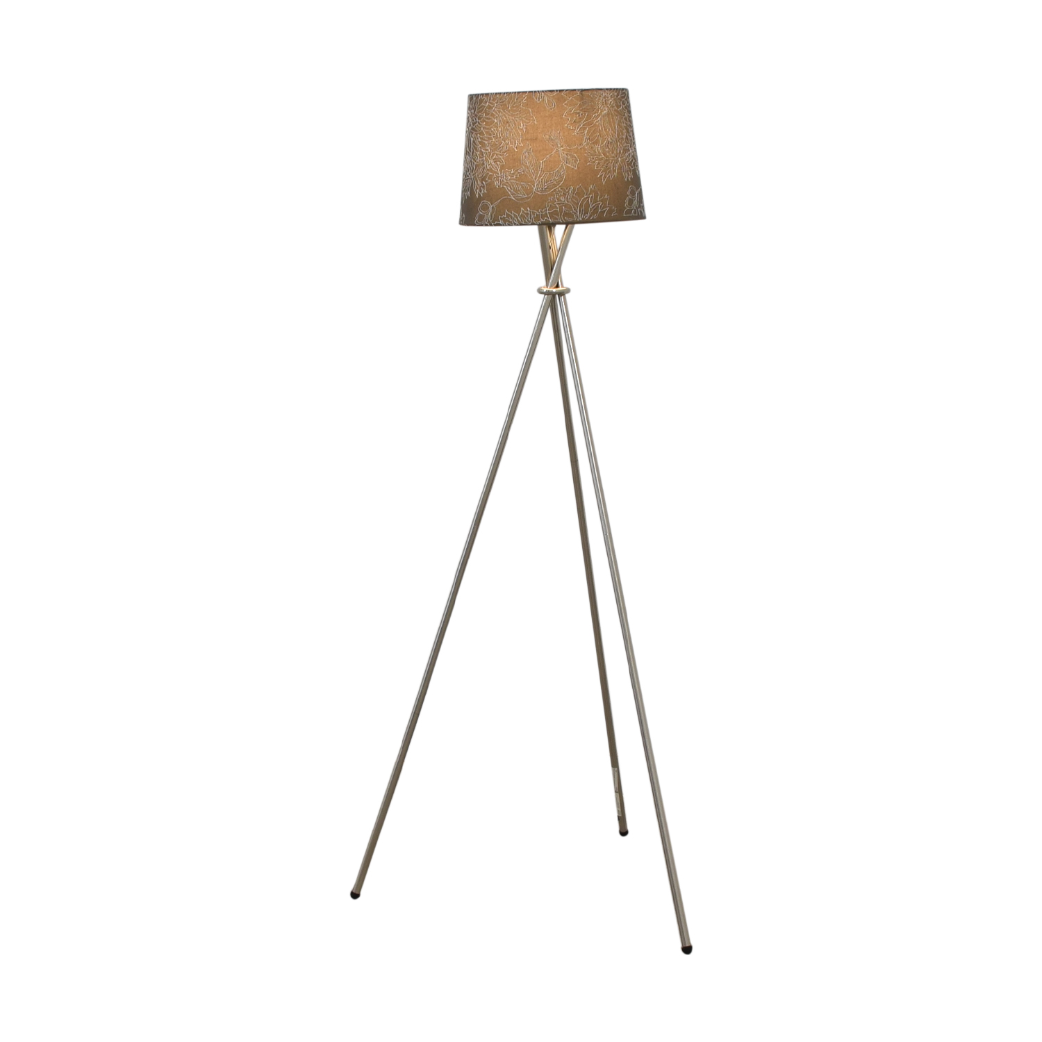 Tripod Floor Lamp second hand