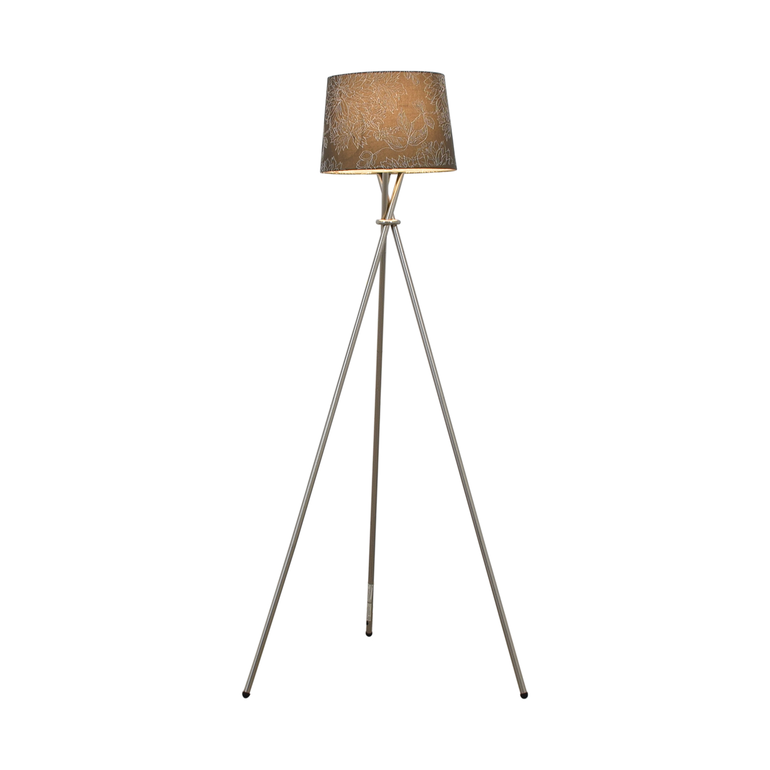 Tripod Floor Lamp dimensions