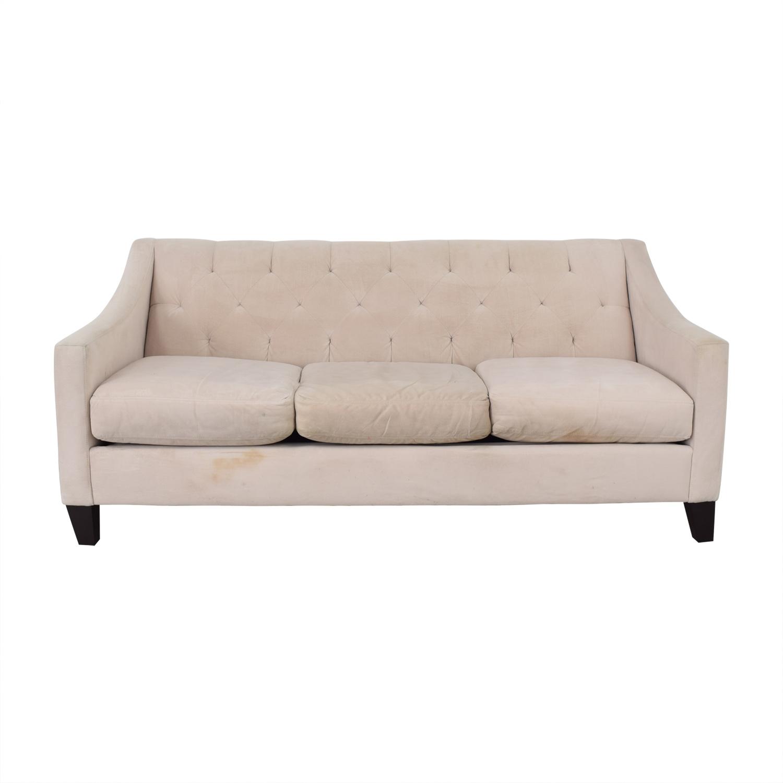 shop Max Home Three Cushion Sofa Max Home