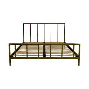 CB2 CB2 Alchemy Full Bed Frame used