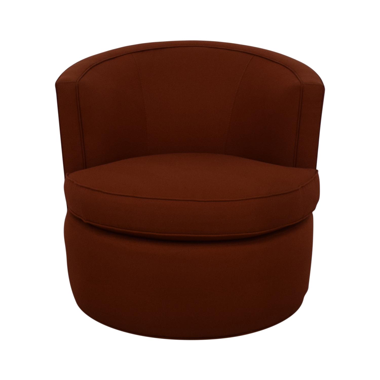 Room & Board Room & Board Otis Swivel Chair Chairs