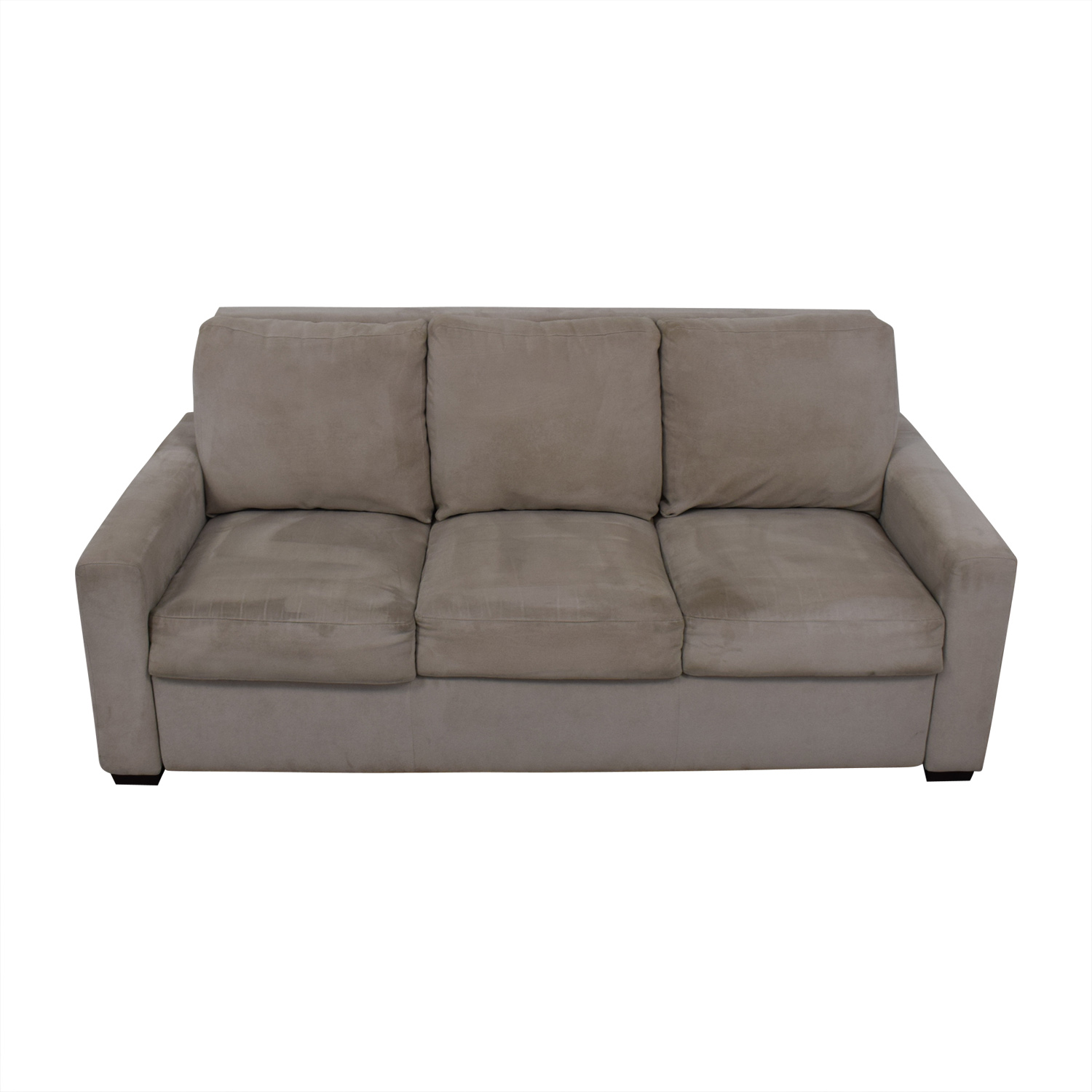shop Room & Board Three Cushion Sofa Room & Board Classic Sofas