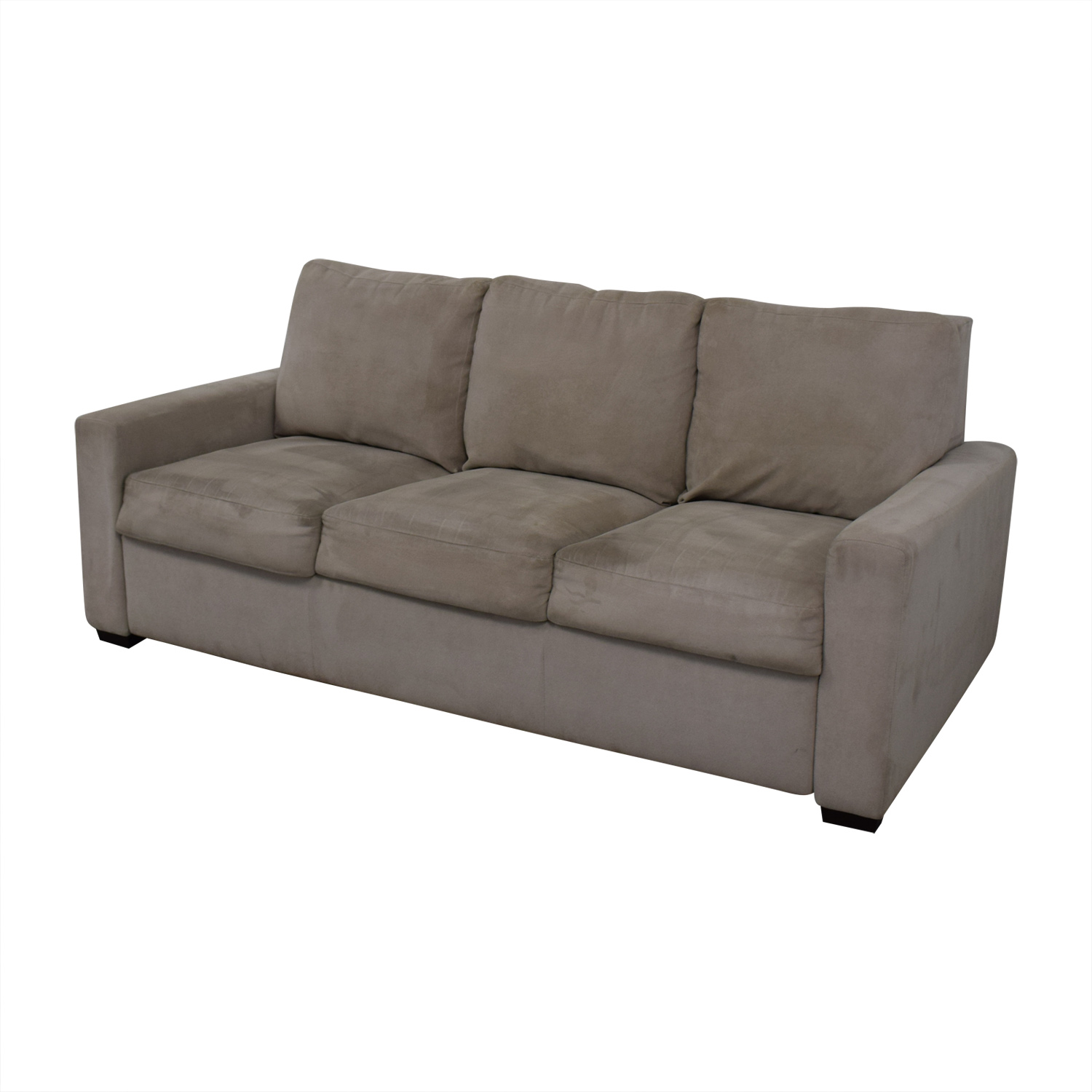 Room & Board Three Cushion Sofa / Classic Sofas