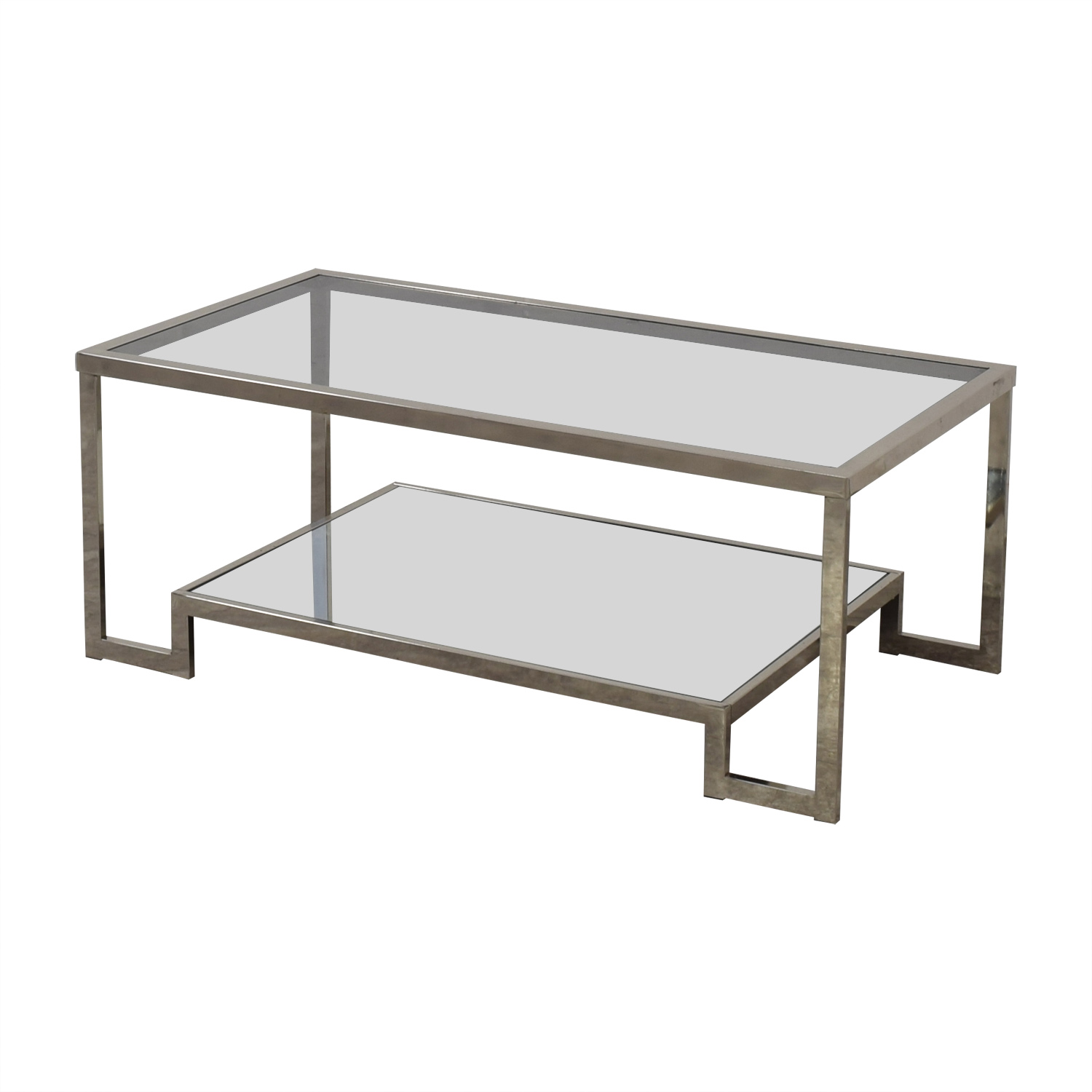 Overstock Overstock Glass Coffee Table