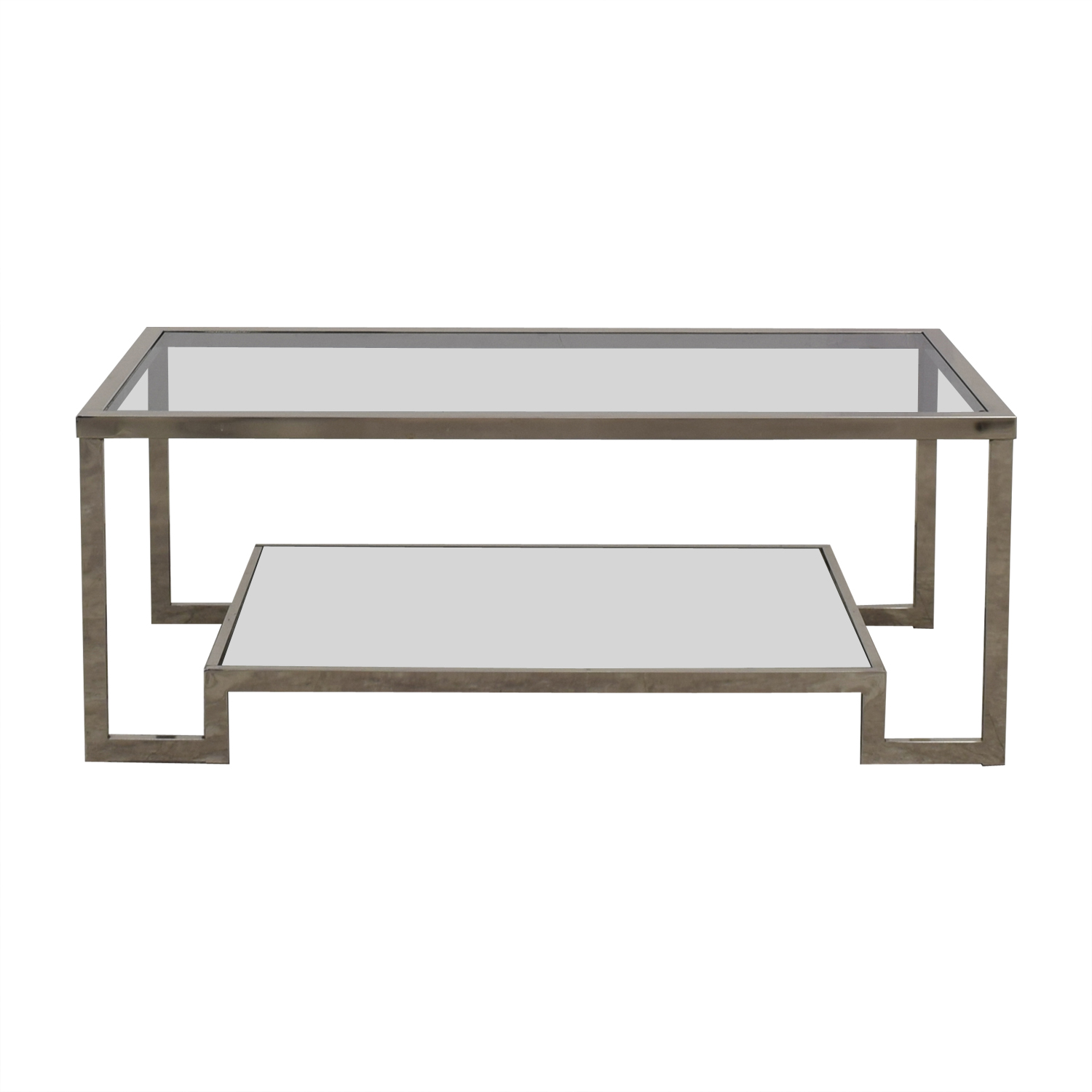 Overstock Glass Coffee Table / Tables