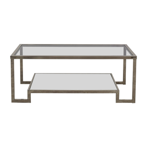 Overstock Overstock Glass Coffee Table price