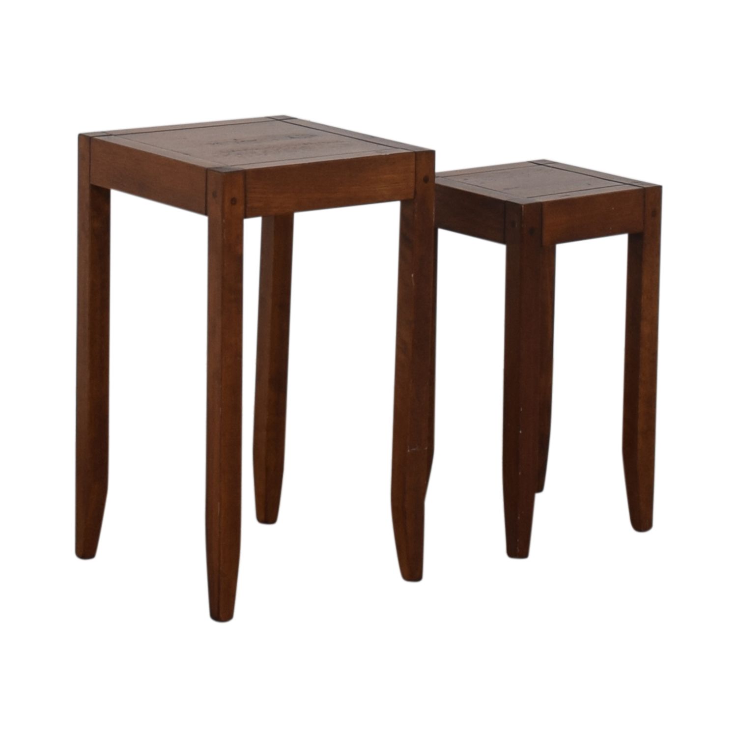 Nesting Accent Tables End Tables