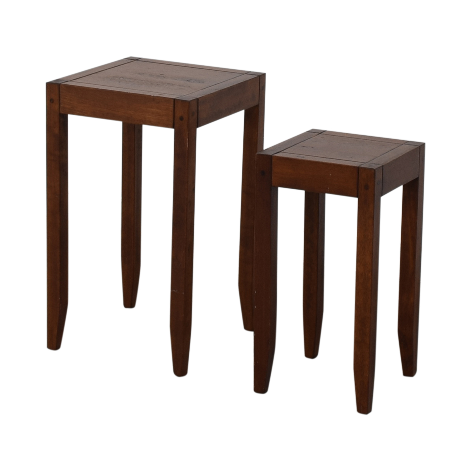 Nesting Accent Tables discount