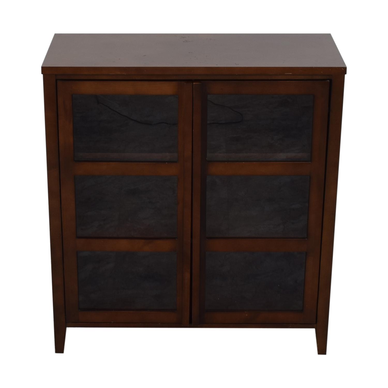 buy Crate & Barrel Media Cabinet Crate & Barrel