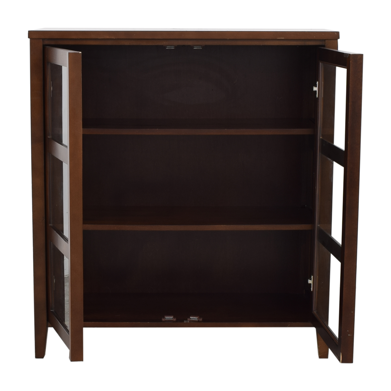 Crate & Barrel Crate & Barrel Media Cabinet for sale