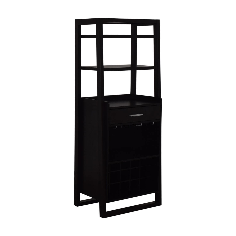 shop Wood Bar Cabinet