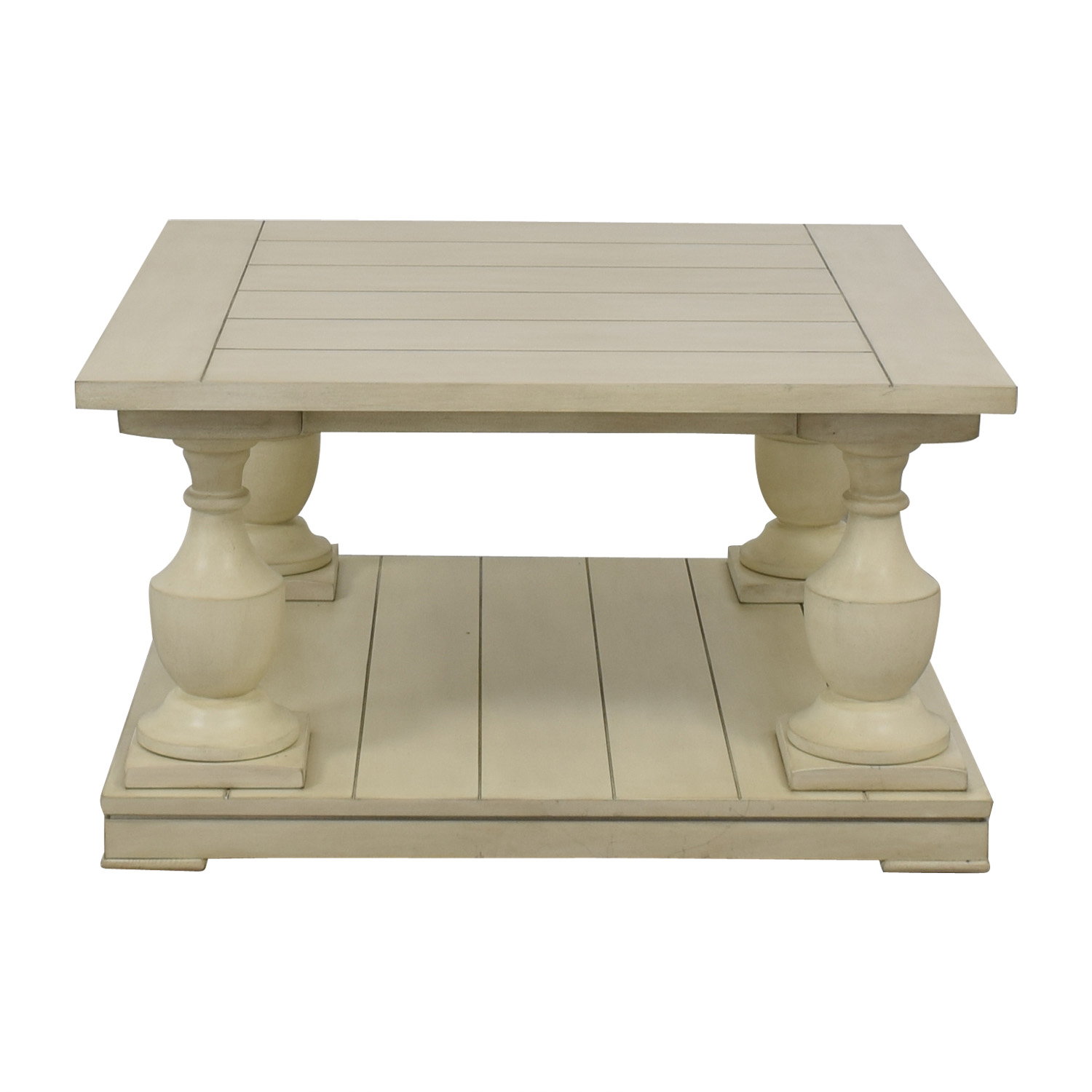 Birch Lane Birch Lane Warwick Sandalfoot Coffee Table Tables