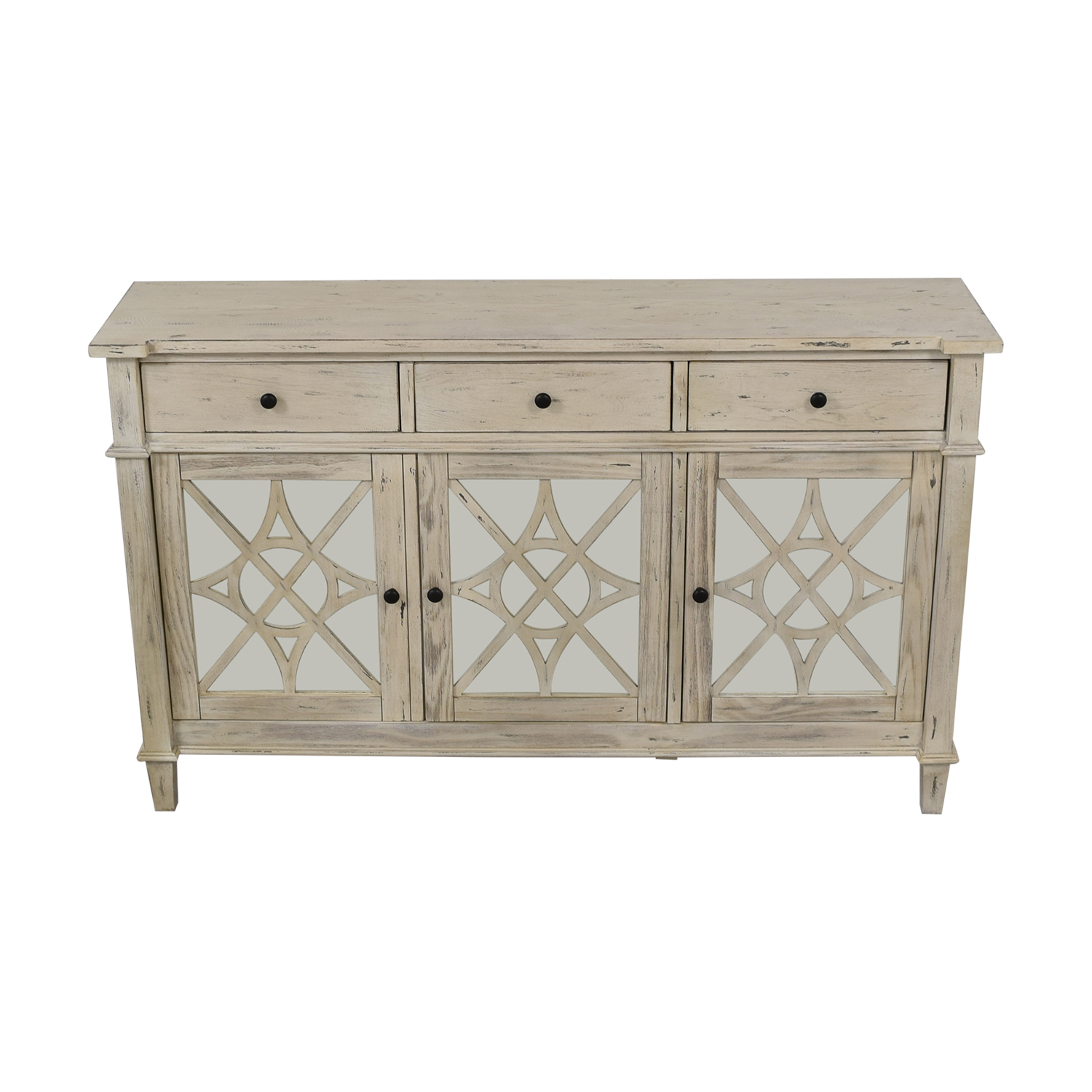 Coast to Coast Accents Coast to Coast Accents Three Drawer Credenza used