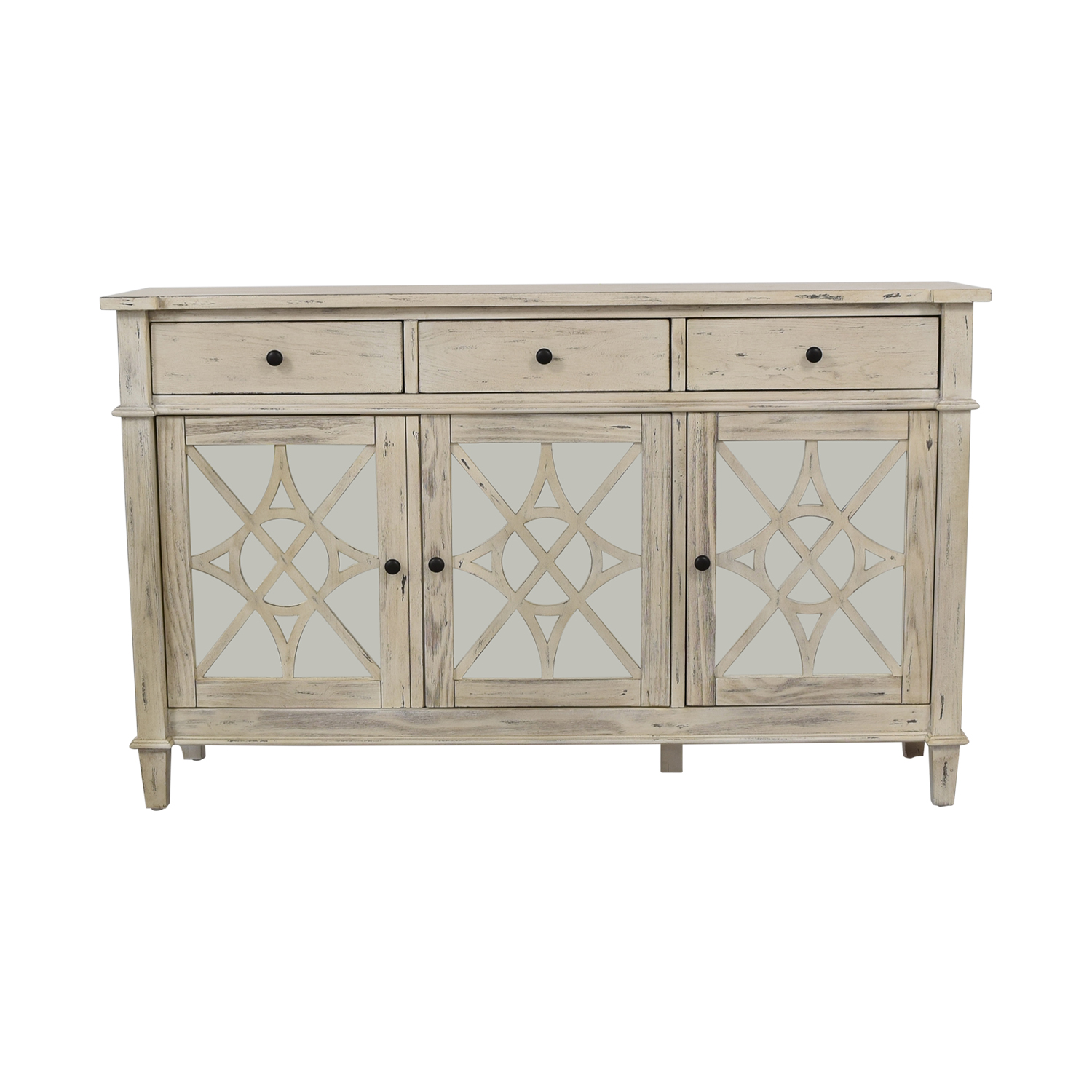 Coast to Coast Accents Coast to Coast Accents Three Drawer Credenza for sale