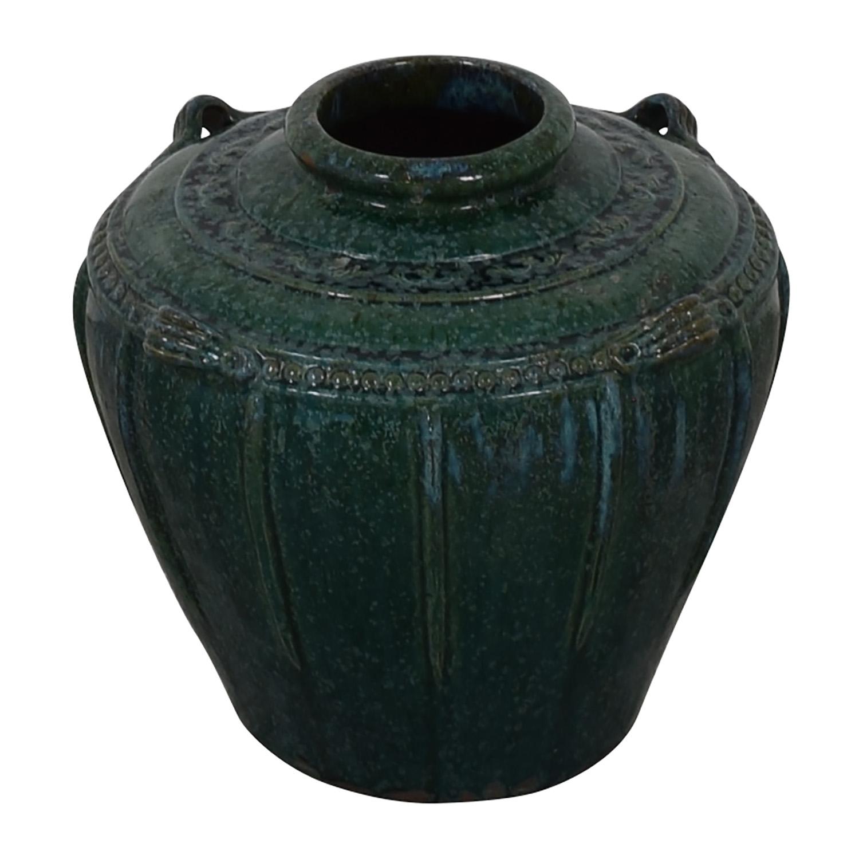 Pottery Barn Pottery Barn Decorative Urn second hand