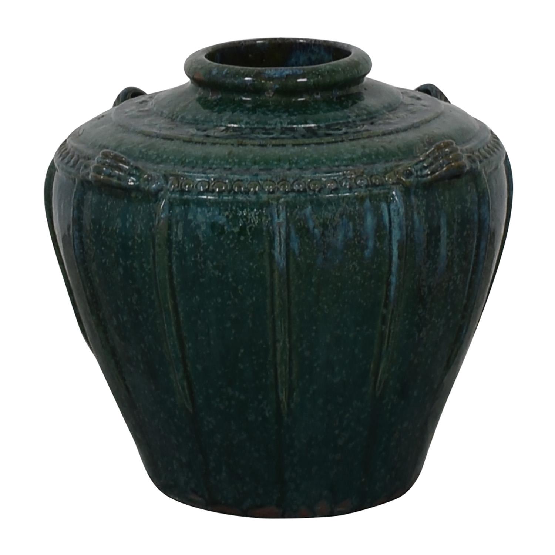 Pottery Barn Pottery Barn Decorative Urn for sale
