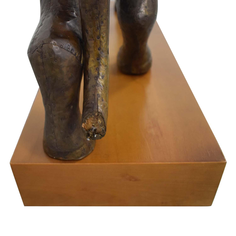 Decorative Lion Statue dimensions
