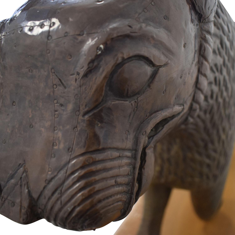 buy Decorative Lion Statue  Decorative Accents