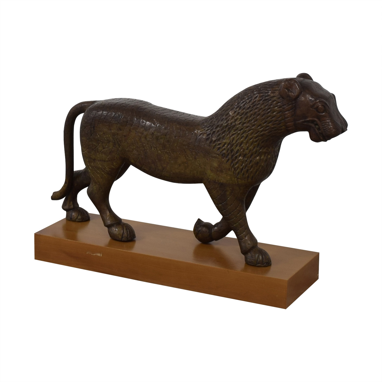 Decorative Lion Statue price